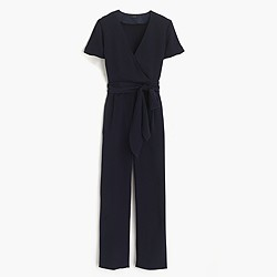 Collection crepe de chine jumpsuit