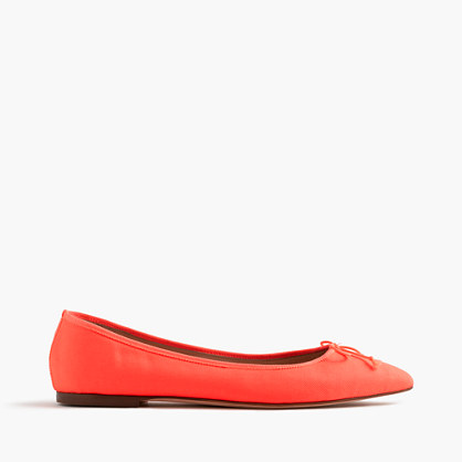 Gemma canvas flats