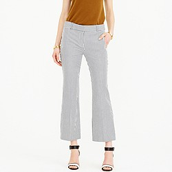 Tall Teddie pant in seersucker