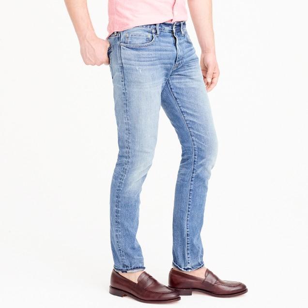 484 Stretch Jean In Whitford Wash : Men's Jeans | J.Crew