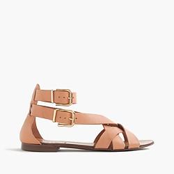 Multistrap sandals