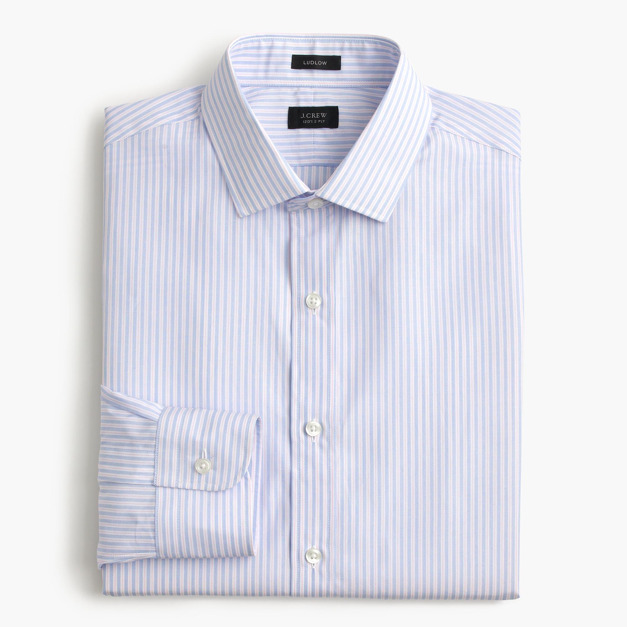 Men's Dress Shirts : Ludlow & Crosby Button-Down Shirts | J.Crew