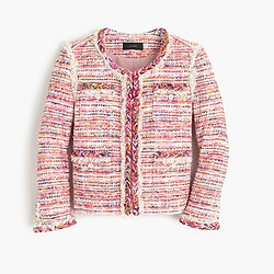 Collection French tweed jacket
