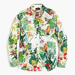 Boy shirt in Ratti® Into the Wild print