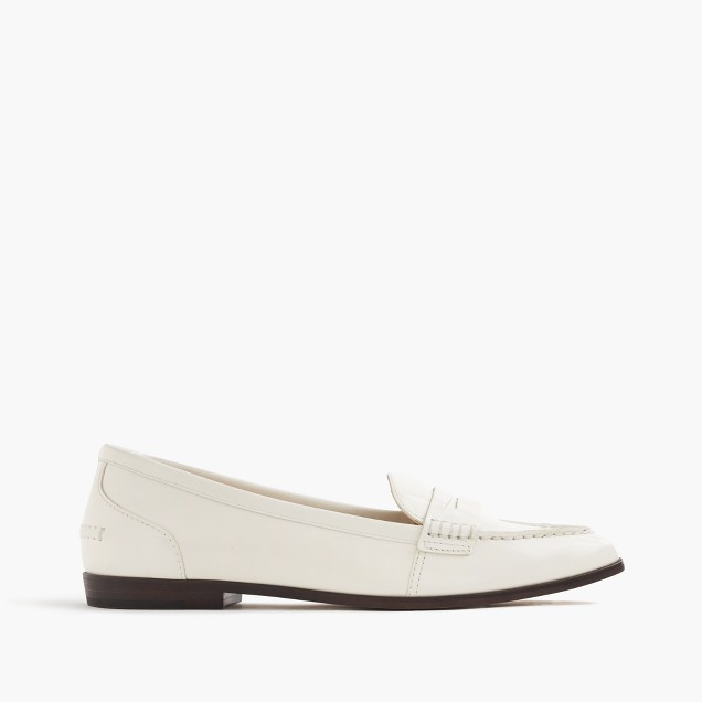 Collins leather loafers