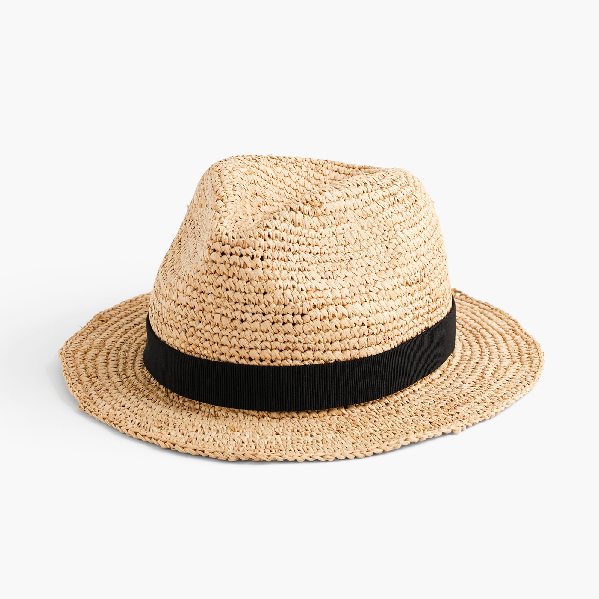 third image of The Straw Hat with Packable straw hat : | J.Crew