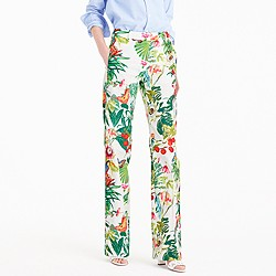 Full-length pant in Ratti® Into the Wild print
