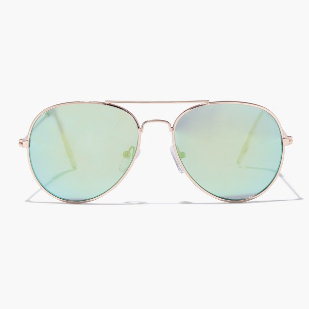 Kids' aviator sunnies