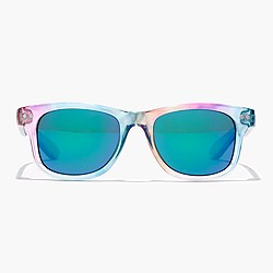 Kids' iridescent sunnies
