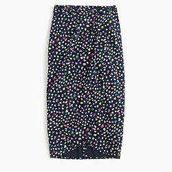 Tulip skirt in Ratti® Happy Cat print