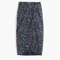 Tulip skirt in Ratti® Happy Cat print