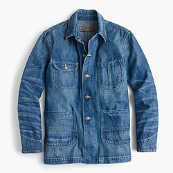 Point Sur workwear denim jacket