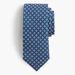 Pre-order Drake's® silk tie in geometric print