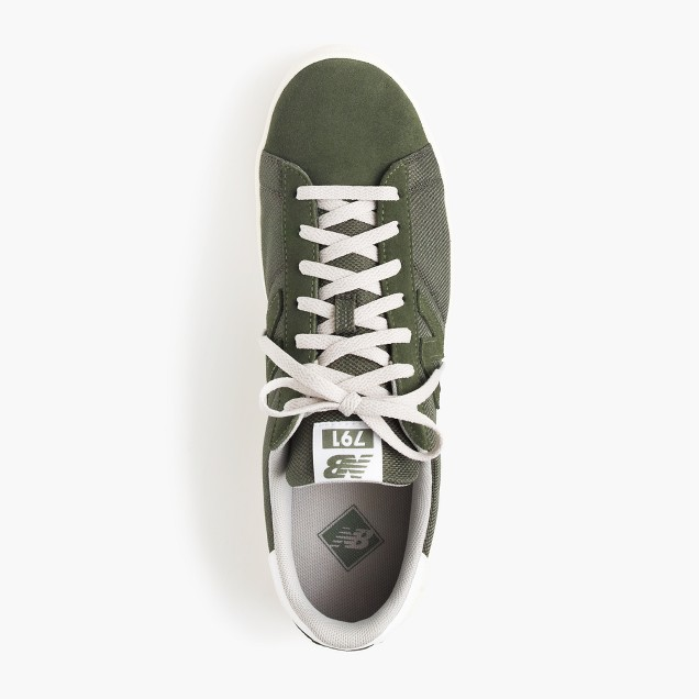 New Balance® 791 sneakers in green