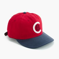 Ebbets Field Flannels® for J.Crew Cleveland Buckeyes ball cap