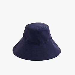 Sun-safe bucket hat