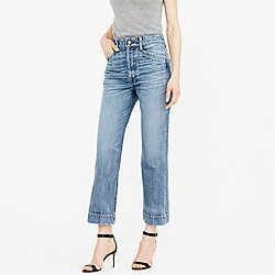 Point Sur workwear crop jean