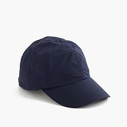 Sun-safe baseball cap