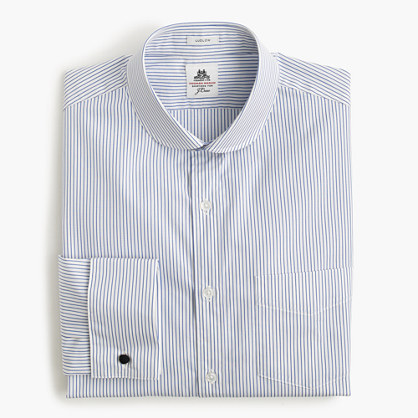 Thomas Mason® for J.Crew Ludlow Italian cotton shirt