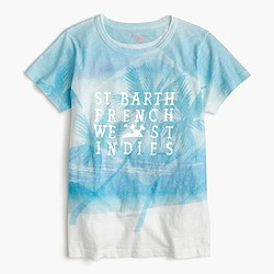 Pati de St Barth™ palm tree T-shirt