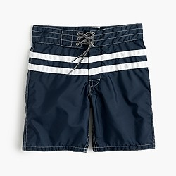 Boys' Birdwell® for crewcuts two-stripe board short