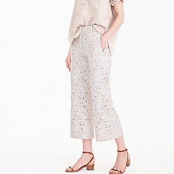Collection gazebo pant in Austrian lace