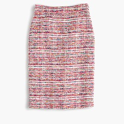Collection French tweed skirt