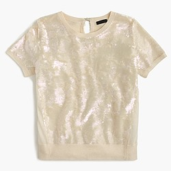Collection sequin T-shirt