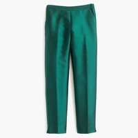 Collection Martie pant in vanilla heavy shantung