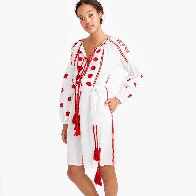 Gallabia™ Peru mini dress