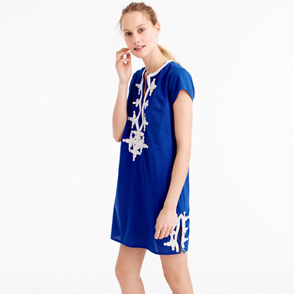 Gallabia™ New York mini dress