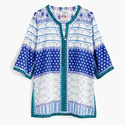 Le Sirenuse™ for J. Crew tunic