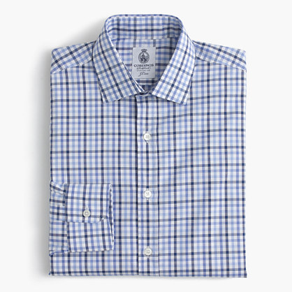 Cordings™ for J.Crew shirt in check