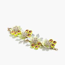 Petal br�lée bracelet
