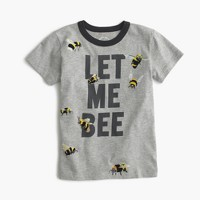 Kids' J.Crew for the Xerces Society Save the Bees T-shirt
