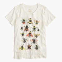 Women's J.Crew for the Xerces Society Save the Bees T-shirt