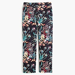 Patio pant in Ratti® Under the Sea print