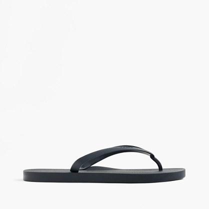 Tidal New York® for J.Crew flip-flops