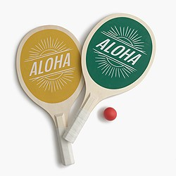 Izola™ beach tennis paddles