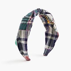 Girls' knotted headband