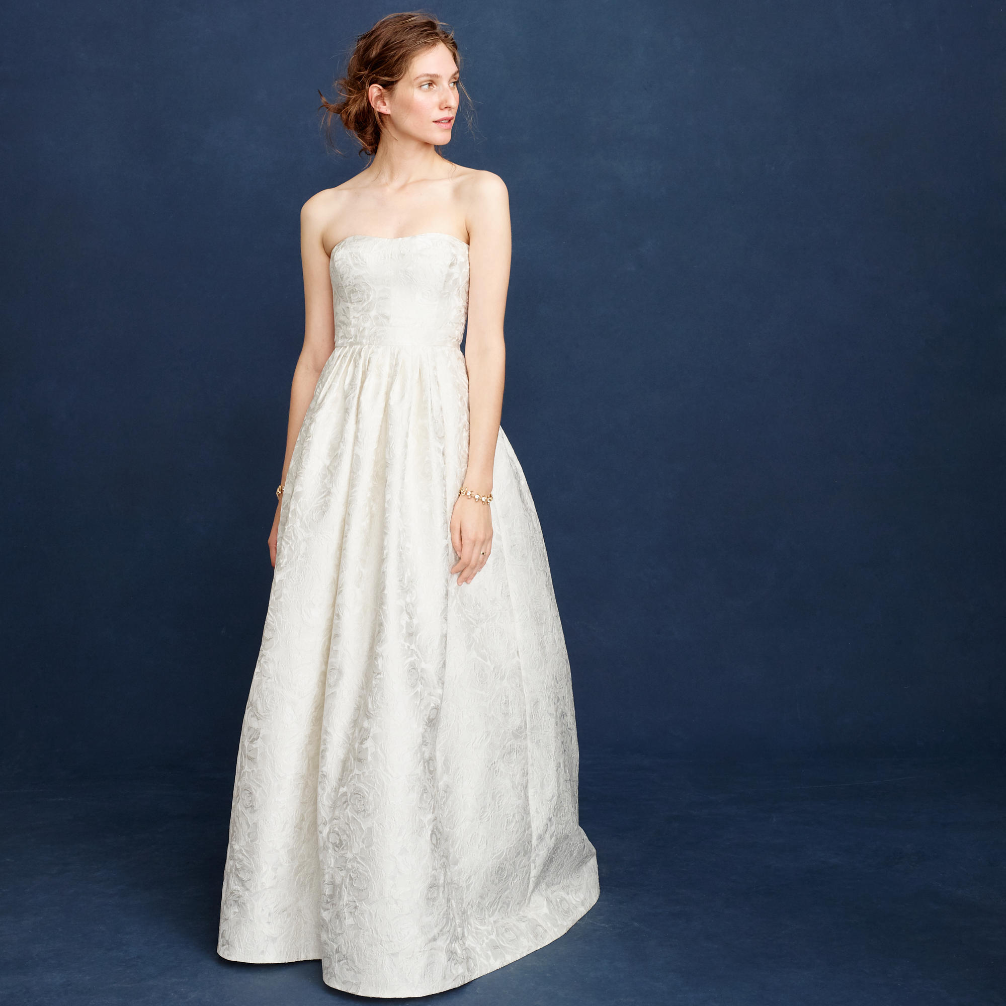 Ella gown wedding dresses j crew for J crew wedding dresses