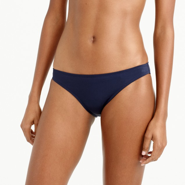 Jersey Lomellina® lowrider bikini bottom