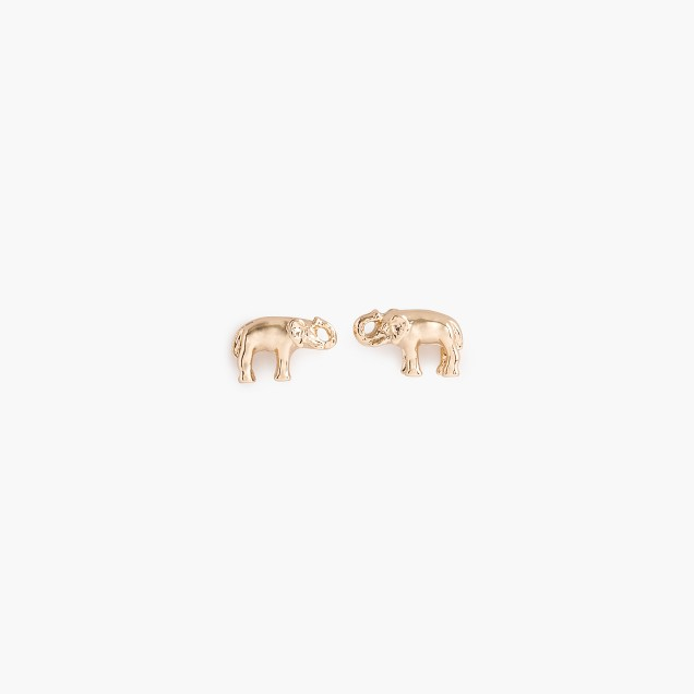 Girls' stud earrings