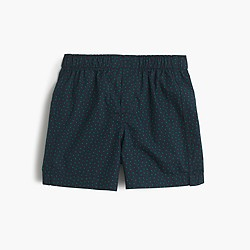 Boys' mini dot boxers