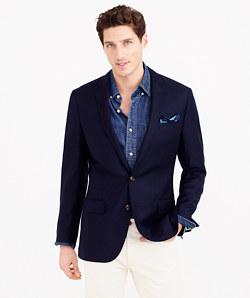 Ludlow Legacy blazer in American wool