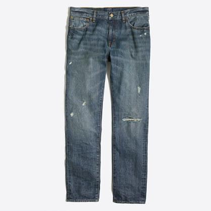 Driggs rip & repair jean in hanover wash