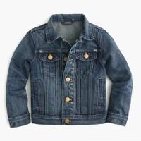 Boys' denim jacket