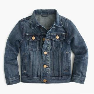 Boys' utility jacket : Boy lightweight & denim | J.Crew