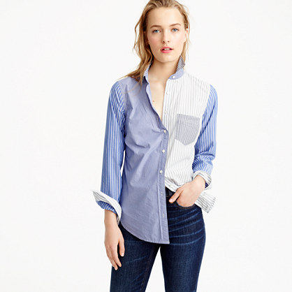 Petite cocktail shirt
