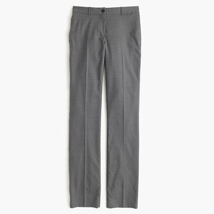 Regent pant in Super 120s wool